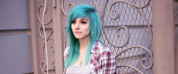 TOP 27 Ideas Of Original And Colorful Emo Hair Styles