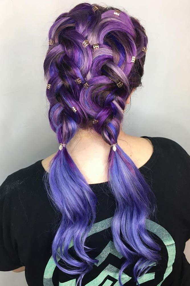Galaxy Hair Styles picture2