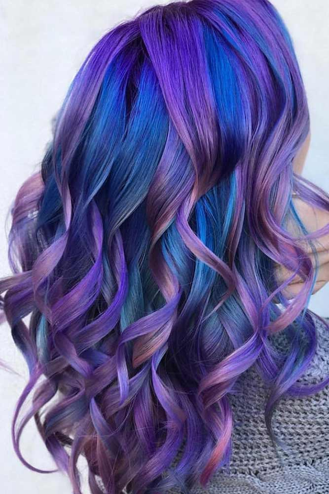 Highlighted Galaxy Hair picture2