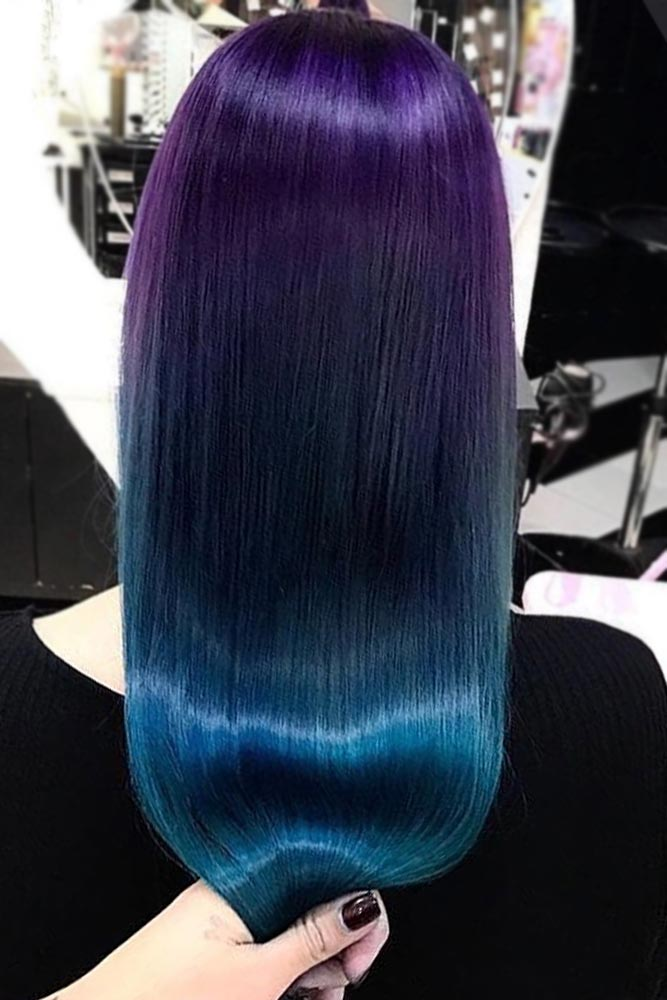 Galaxy Hair Balayage picture3