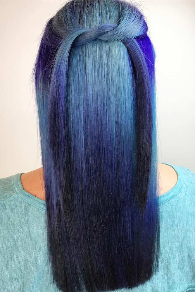 Galaxy Hair Balayage picture1