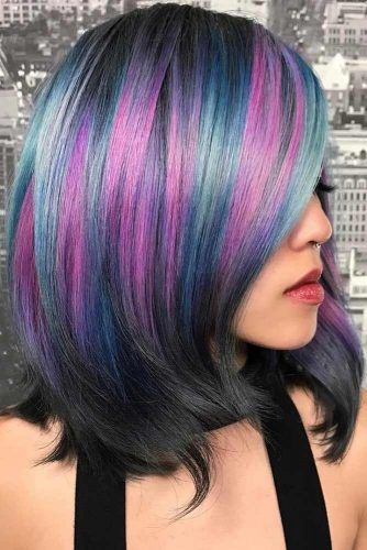 Highlighted Galaxy Hair picture3
