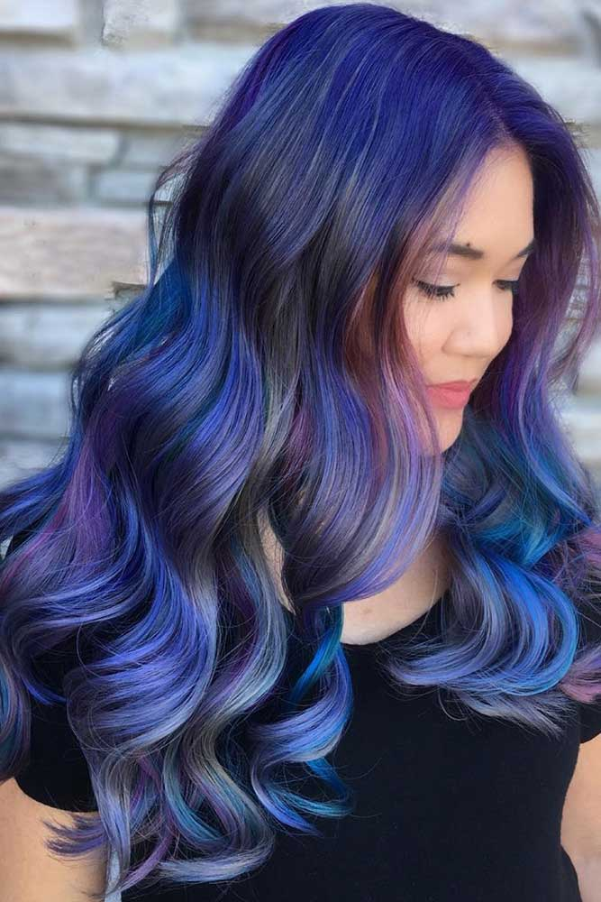 Long Galaxy Hair Ideas picture1