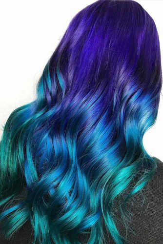 Galaxy Hair Balayage picture2
