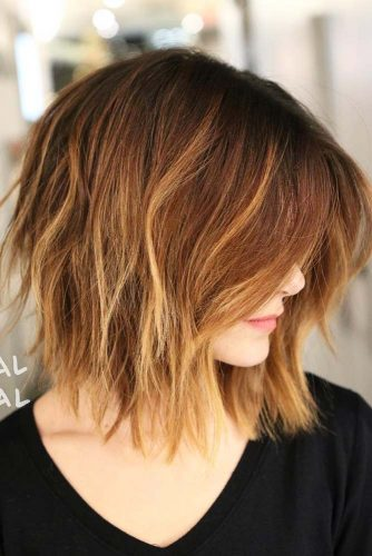 A line Medium Length Haircuts picture3