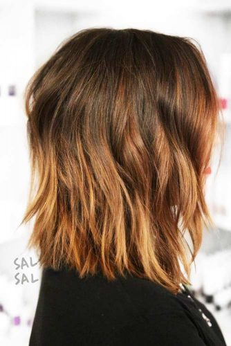 Layered Medium Length Haircuts picture2