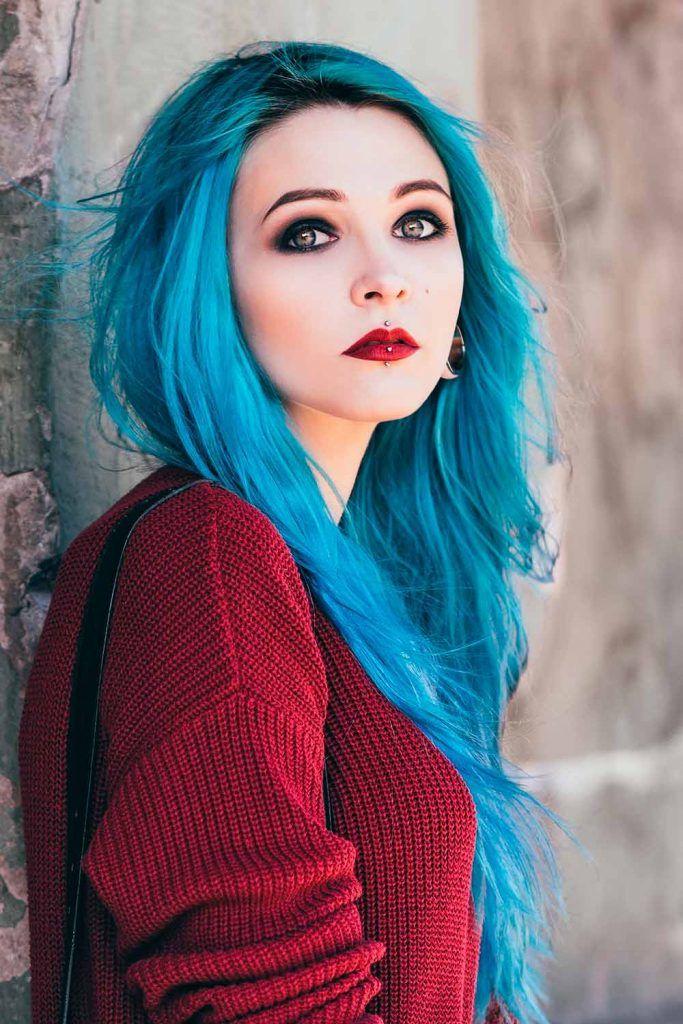 Deep Blue Colors