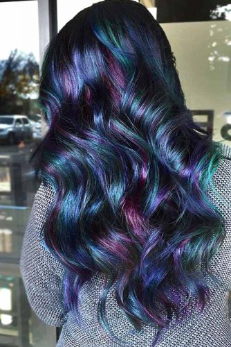 All About Oil Slick Hair picture1