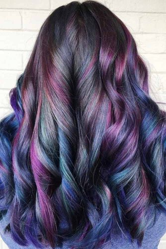 All About Oil Slick Hair picture2