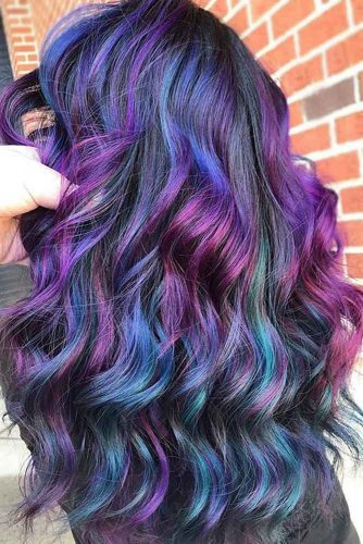 All About Oil Slick Hair picture3