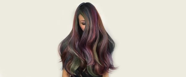 So, You Want to Go Oil Slick Hair? Top Tips You Should Know