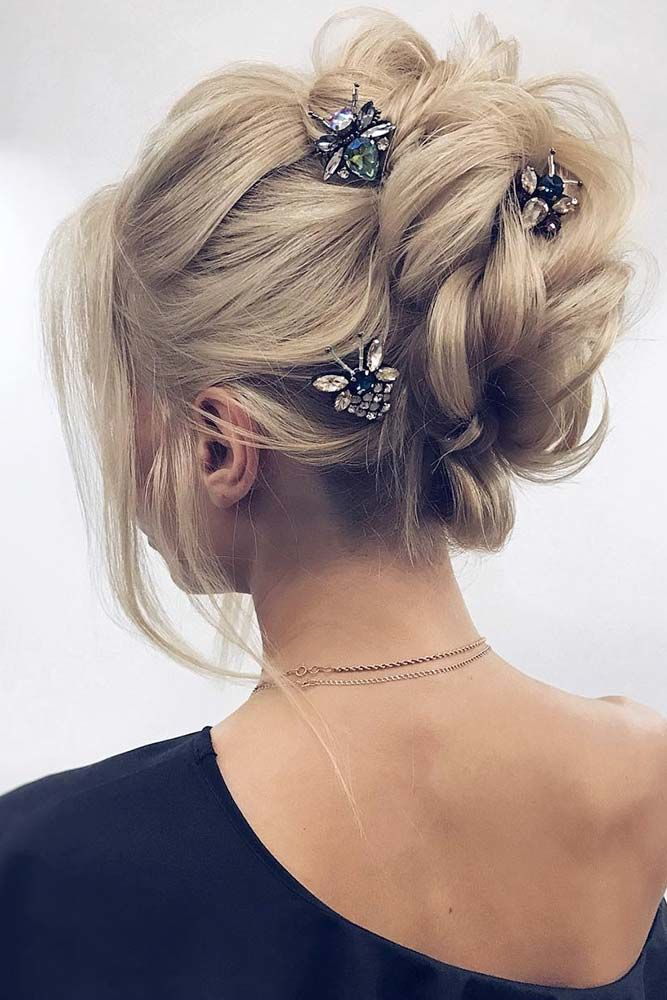 Perfect Prom Hairstyles Braided Updos Blonde #promhairstyles #promhair