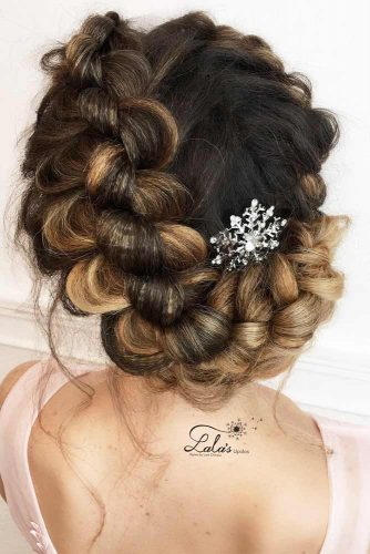 Be The Real Queen With A Braided Crown picture1