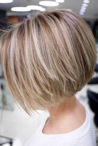 Short Bob With Highlights picture2