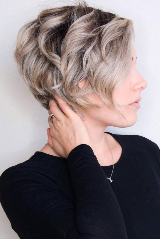 Top Tips For Choosing Right Short Hairstyles For Round Faces