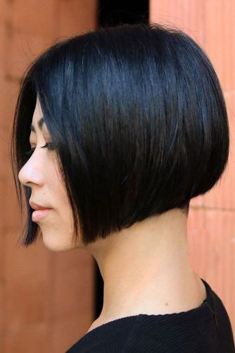 Bob Hairstyles #roundface #shorthair #faceshapehairstyles