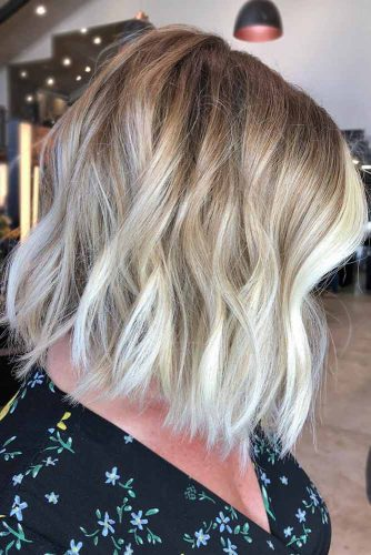 A line Shoulder Length Haircuts picture3