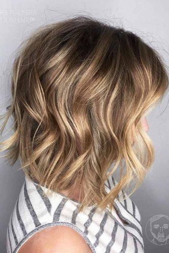 A line Shoulder Length Haircuts picture1