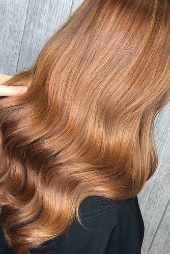 Dark Strawberry Blonde Hair Color picture1