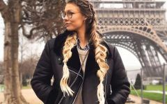 Gorgeous Ideas of Dutch Braid Hairstyles