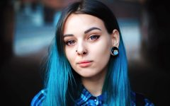 TOP Ideas Of Original And Colorful Emo Hair Styles