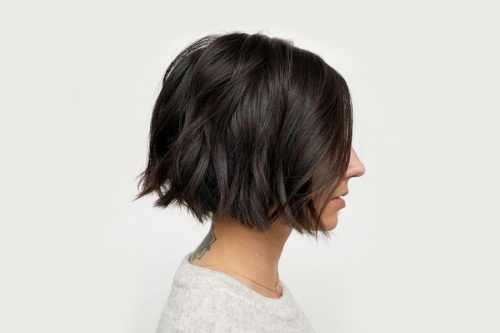 Cool Ways Of Spicing Up Your Short Bob With A Color