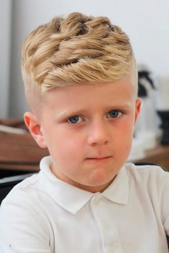 Textured Haircuts for Boys picture1