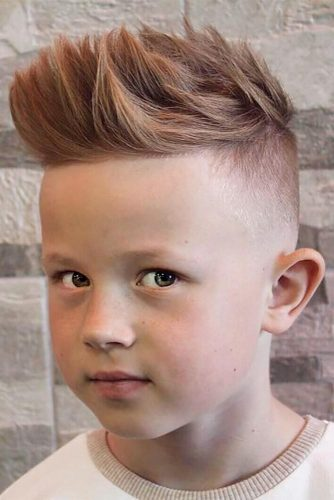 Undercut For Your Little Man picture2