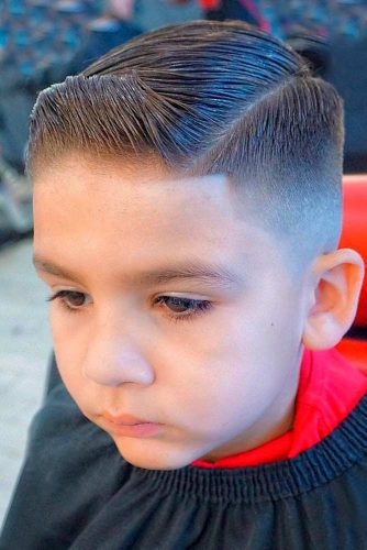 Taper Fade Boys Haircuts picture1