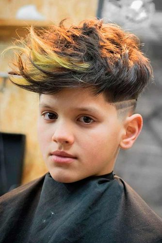 Long Haircuts For Boys picture2