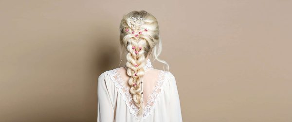 Braided Wedding Hair: Ideas You'll Want To Try