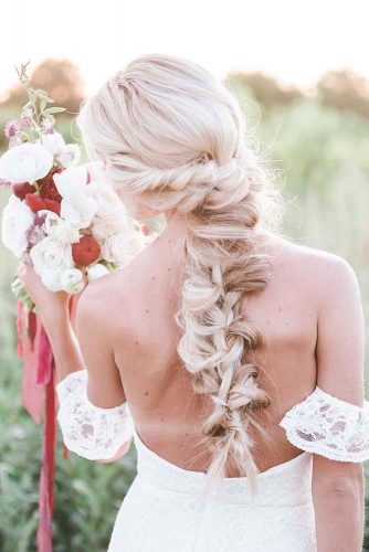 Romantic Messy Braids picture 6