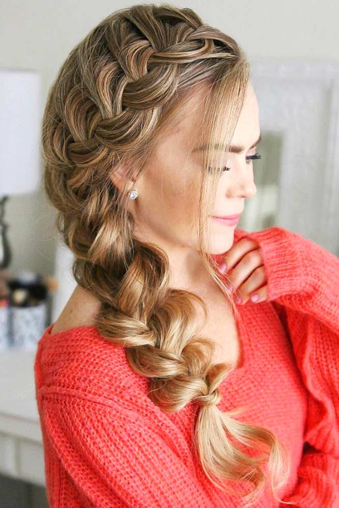 Side French Braid picture1
