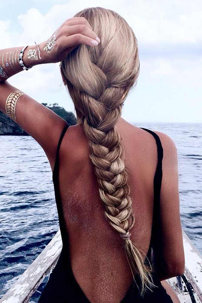 Tips On French Braid