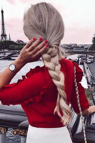 Amazing French Braid Ideas picture2