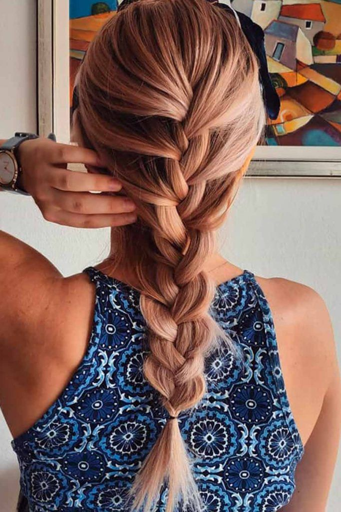 Things To Consider Before French Braiding