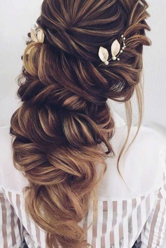 Wedding Hairstyles With Flower Accessories picture 6