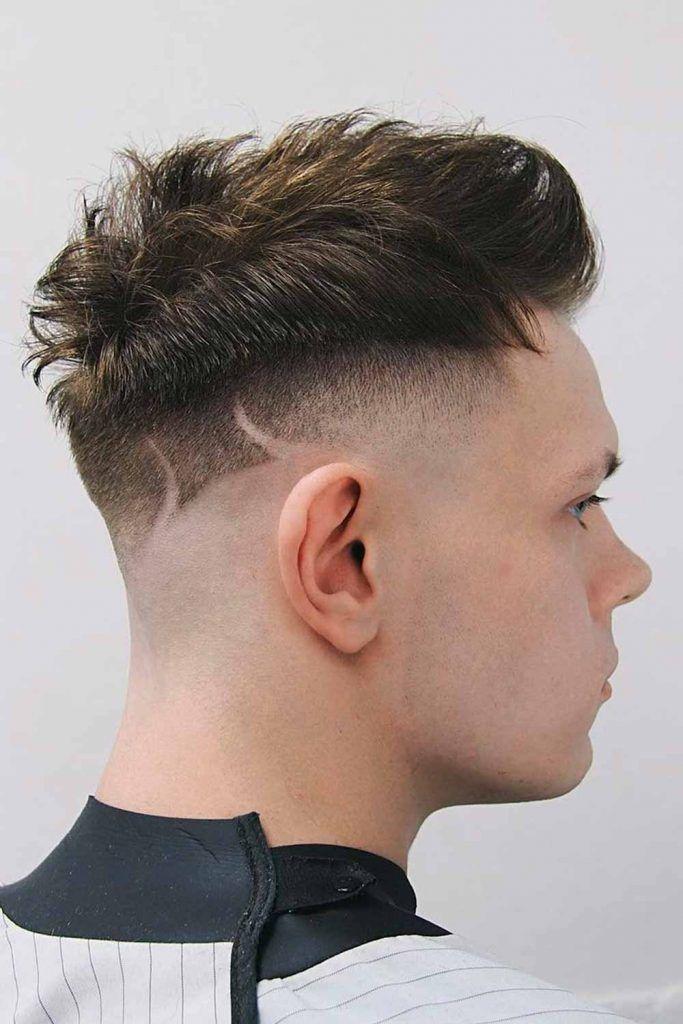 High And Tight Caesar Haircut
