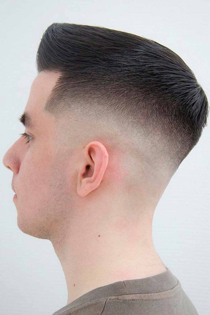 Classic High And Tight
