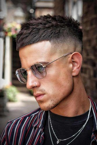Classic High And Tight #haircuts #highandtighthaircut #menhaircuts