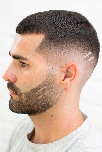 Sleek Classic High And Tight #haircuts #highandtighthaircut #menhaircuts
