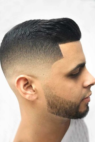 Skin Fade with Short Textured Top picture2
