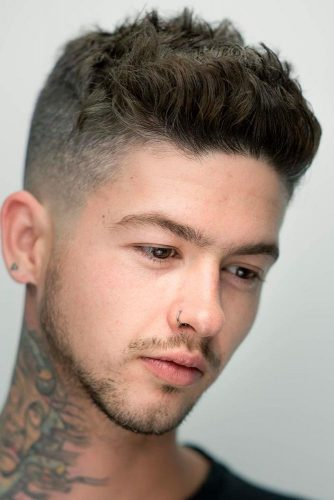 High and Tight Cut with a Beard picture1