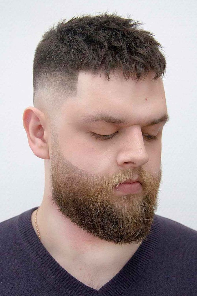 Skin Fade With Short Textured Top