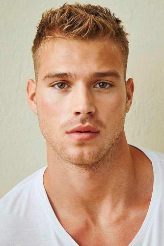 Cool Men Choose Short Haircut Styles picture2