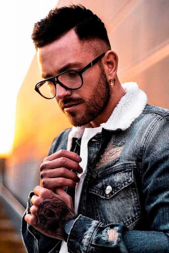 Cool Men Choose Short Haircut Styles picture1