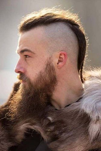 Being A Viking Is Fashionable #menhairstyles #menhaircuts