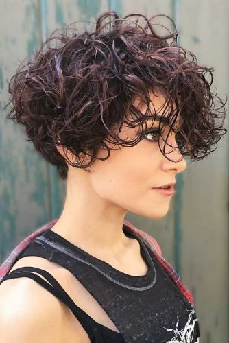 Curly Short Hair picture1