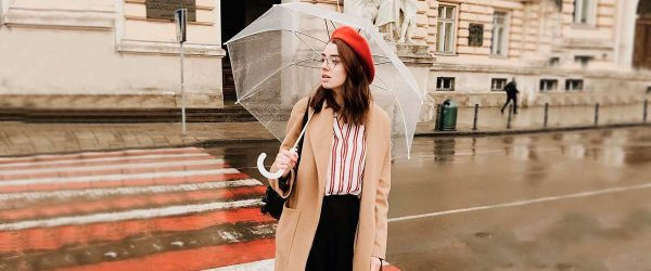 How To Wear a Beret - The Most Stylish Hair Accessory Of The Coming Spring
