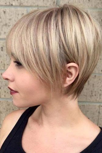 Pixie Bob For Blonde Girls picture1
